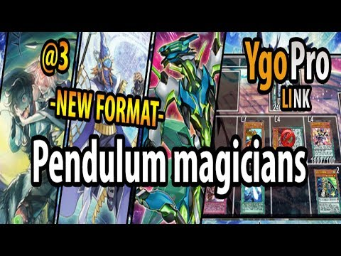 The power of 3 Wavering Eyes (ft. Pendulum Magicians - New Format Sept 2017)
