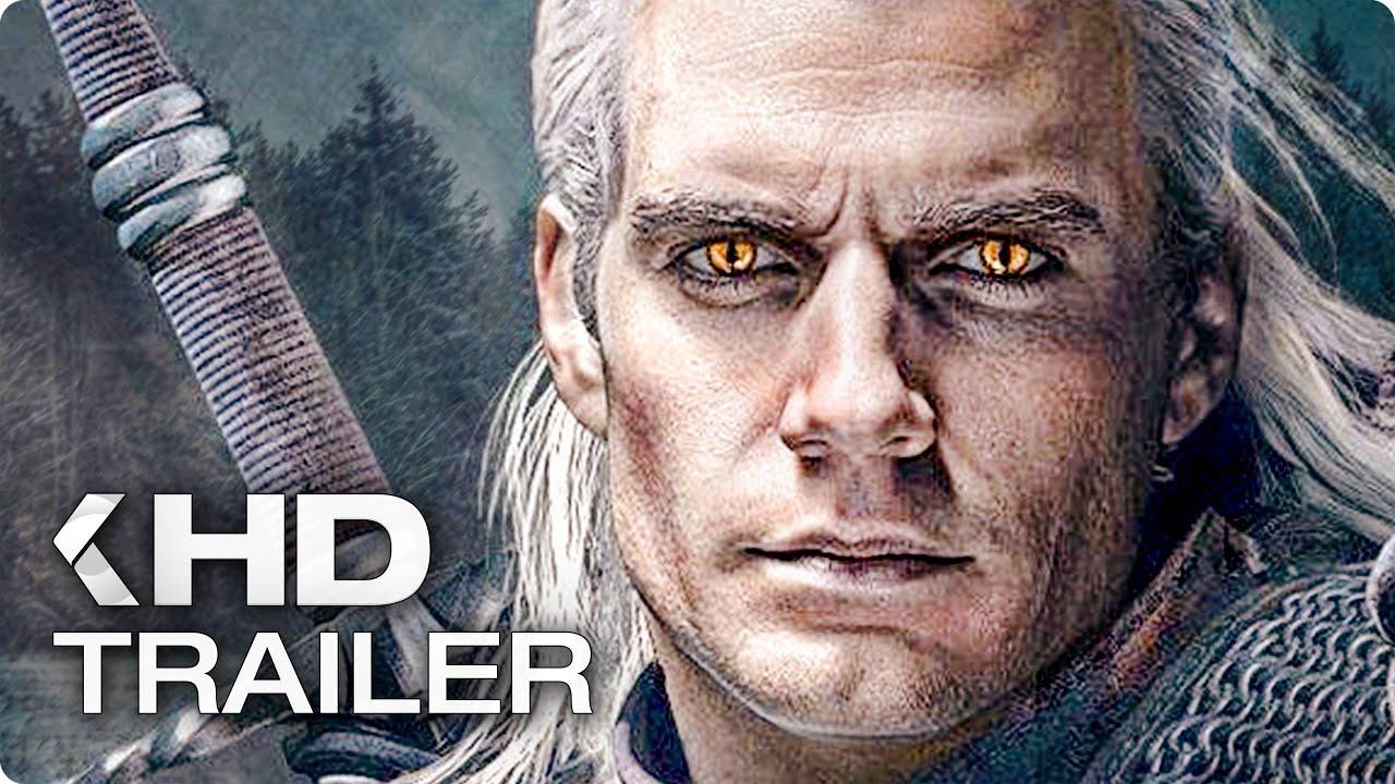 Netflix Witcher Trailer