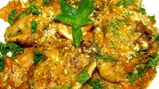Вкусно - #Куриные БЕДРА с Тыквой Запеченные в Духовке #РЕЦЕПТЫ из КУРИЦЫ