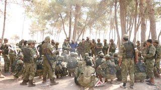 أخبار عربية - الجيش الحر يقترب من مدينة الباب بريف حلب الشرقي