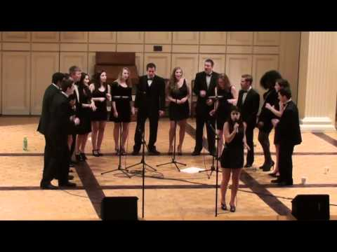 Colgate Resolutions - Seven Nation Army (a cappella)