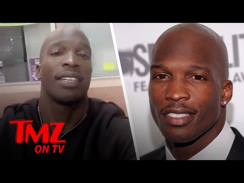 Chad Johnson Headed To Jail…But It's Not What You Think | TMZ TV