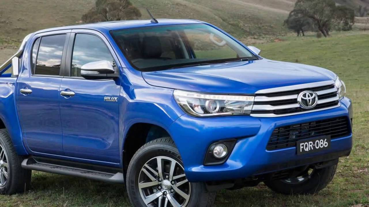 2016 Toyota Hilux Usa Car Review