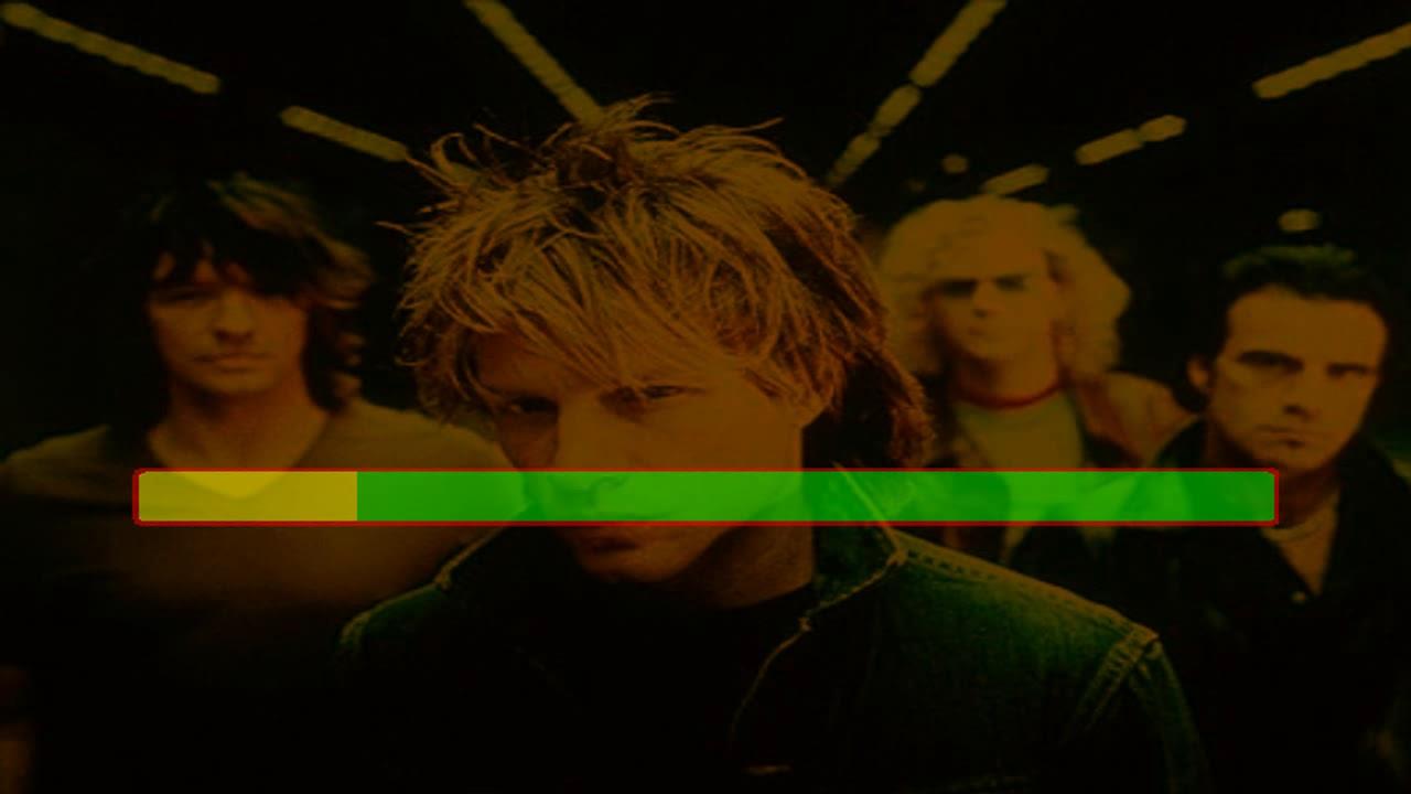 Bon Jovi - Miracle - Karaoke