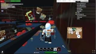 My Drumming Skills - Roblox.wmv