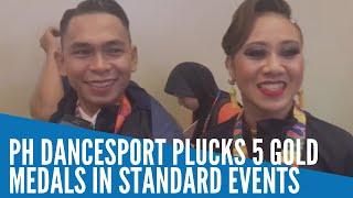 SEA Games 2019: PH dancesport plucks 5 gold medals in standard events