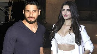 Tara Sutaria And Sidharth Malhotra Party Together On Valentines Day
