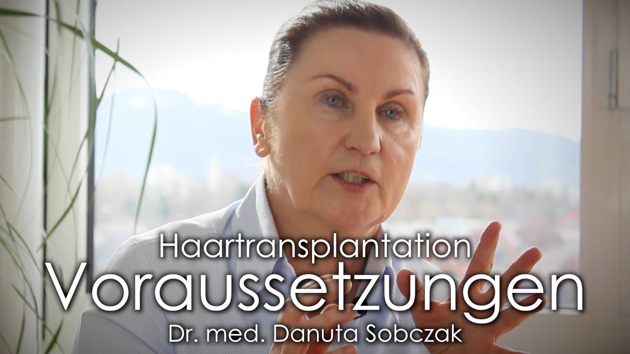 ... eine Haartranplantation - Geheimratsecken und Haarverlust - YouTube