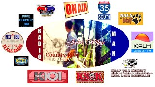 Radio Man (Official Lyric Video) Sittin Wishin Waitin To Hear Some Blues - Radio Man Play That Song
