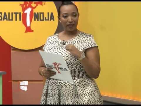SAUTI MOJA TV SHOW EP04: Maisha yetu na kujitolea kwetu vijana inathamani katika mchango wa Taifa