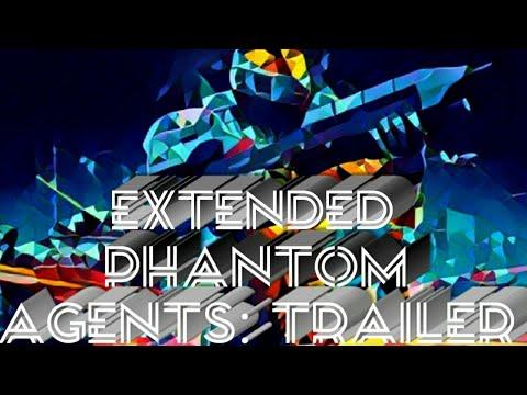 Phantom Agents: Trailer, Extended