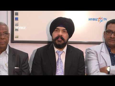 K P Singh, IMFS @ India's Top Overseas Education Consultancy Launch in Hyderabad