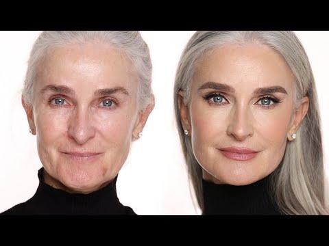 how-i-do-makeup-on-mature-skin-part-2!-|-hindash