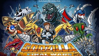 Brandon's Cult Movie Reviews: GODZILLA: FINAL WARS (PART 1)