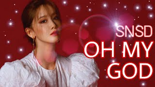 Hos would SNSD 소녀시대 Girls' Generation sing Oh My God by (G)I…