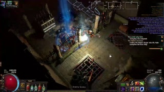 Download lagu Live Streaming Path Of Exile Indonesia One Click BoomM Build MP3