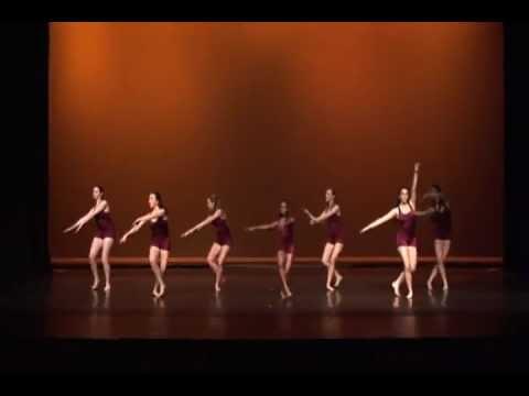 Teen Modern (Horton) Dance Performance - Choreographed by Ashani Mfuko