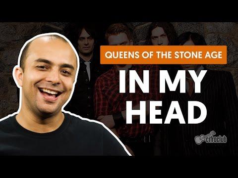 In My Head - Queens Of The Stone Age (aula de bateria)