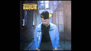 Andy Mineo ft. Co Campbell - Formerly Known with Lyrics