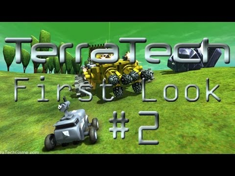 First Look: TerraTech Gameplay with Commentary Part 2