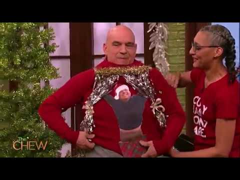 The Chew's 7th Annual Ugly Sweater Party!