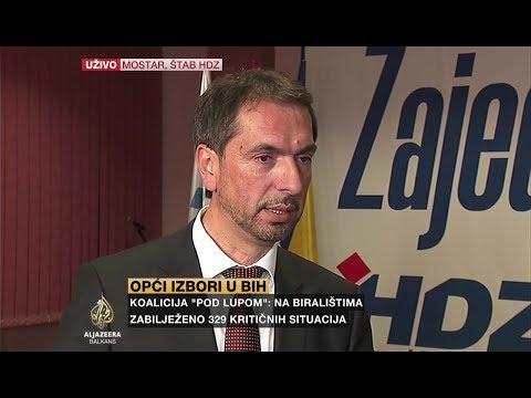 Čavara: Čović je za BiH, Komšić ima ulogu destruktivca
