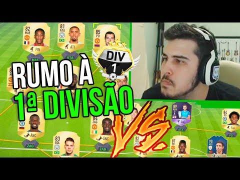 NOVO TIME MONSTRO! RAGE NA ESTREIA?! RTD1 #14 FIFA 18 Ultimate Team