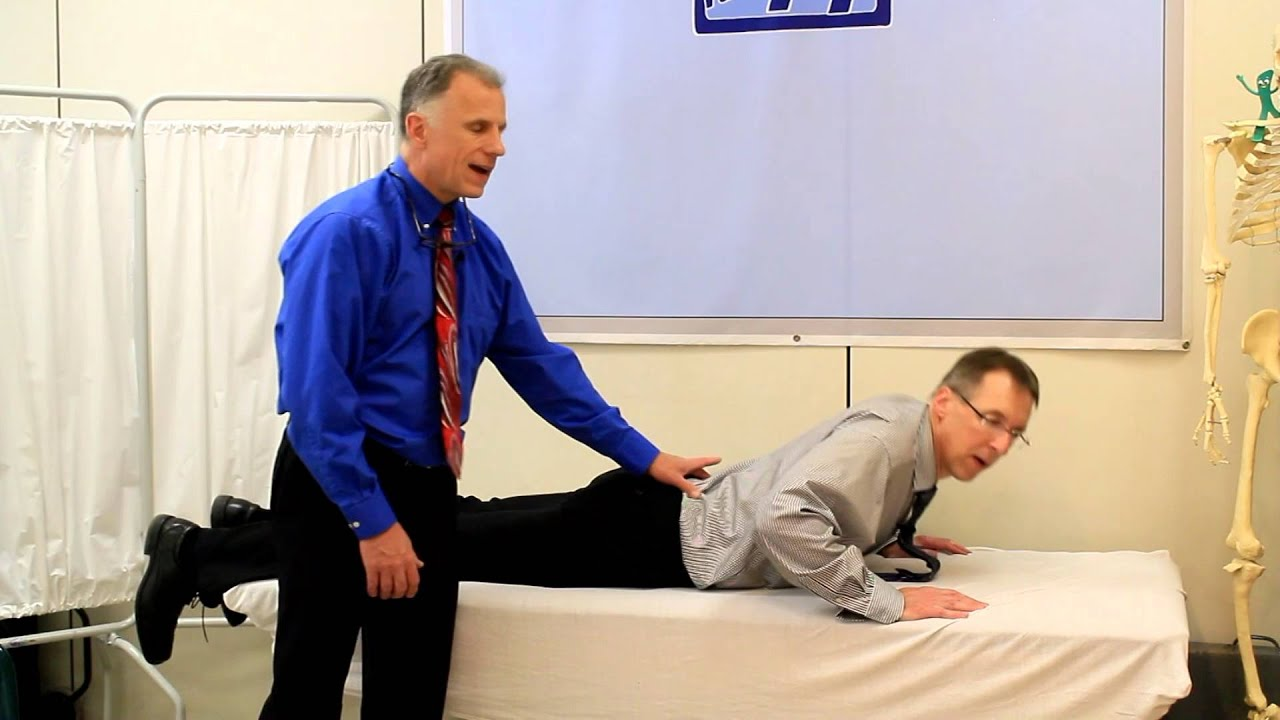 Herniated disc physical therapy - Advanced Exercises For Sciatic Pain Herniated Disc Do It Yourself Youtube
