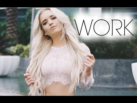 Work - Rihanna feat. Drake - Cover by Macy Kate