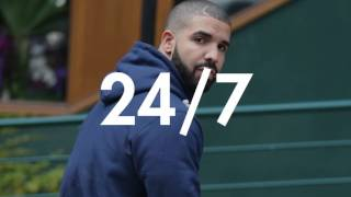 FREE Drake Type Beat 2016 [VIEWS Type Beat] - 24/7 (prod. by Donny & Anbidon)