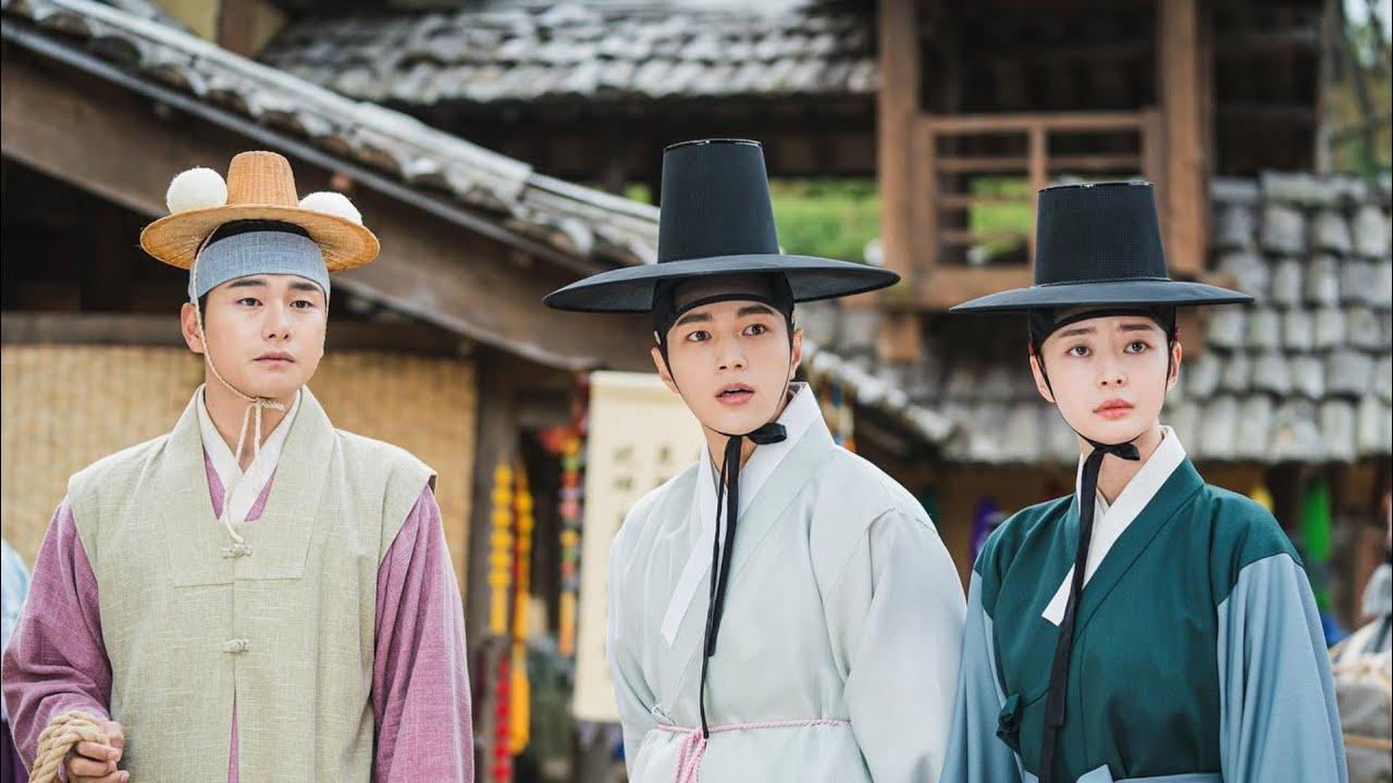 Bộ phim Hàn Quốc có rating cao Royal Secret Agent