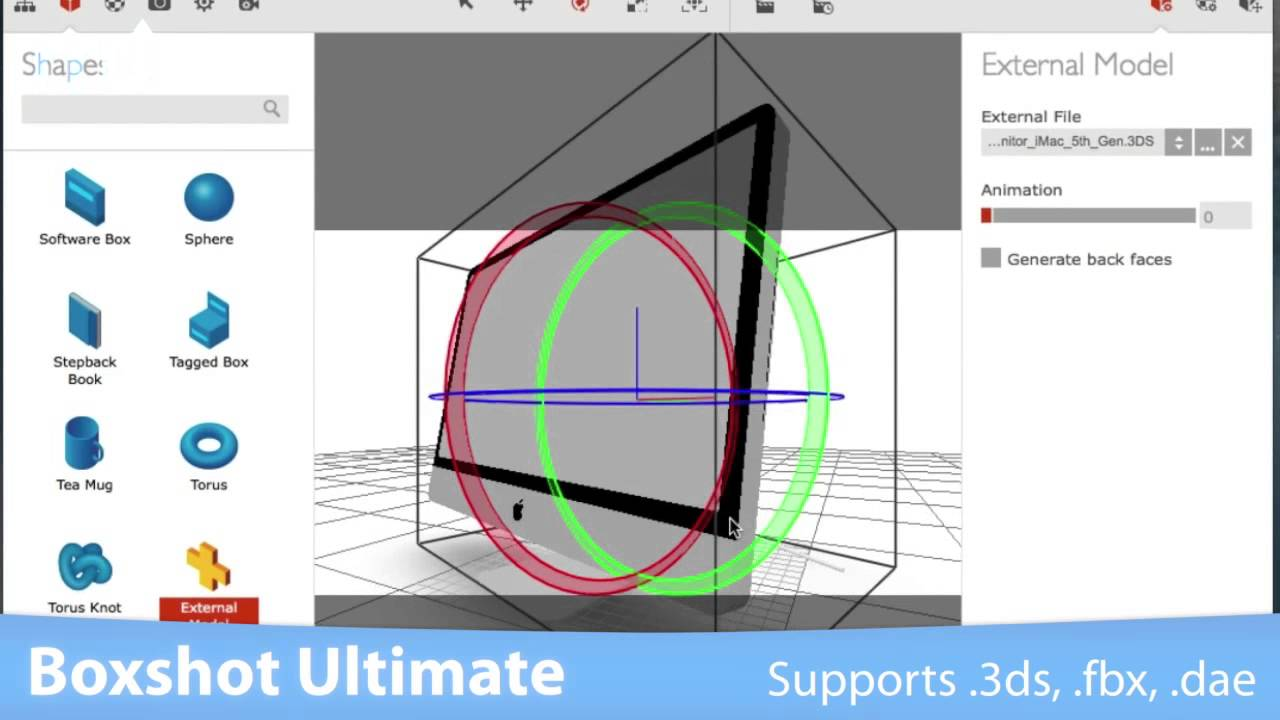 Boxshot Screencast - MacUpdate Promo