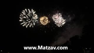 july 4 2016 fireworks at lake carasaljo lakewood nj