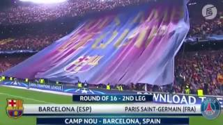 they did it fc barcelona vs psg 6 1 all goals and extended highlights champions league 8 3 17 hd