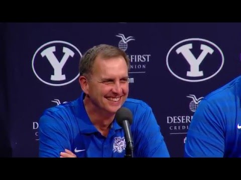 Funny: On the job training, Ty Detmer gets in trouble on #NationalSigningDay
