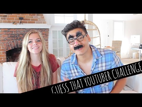 Guess That YouTuber Challenge | Griffin Arnlund