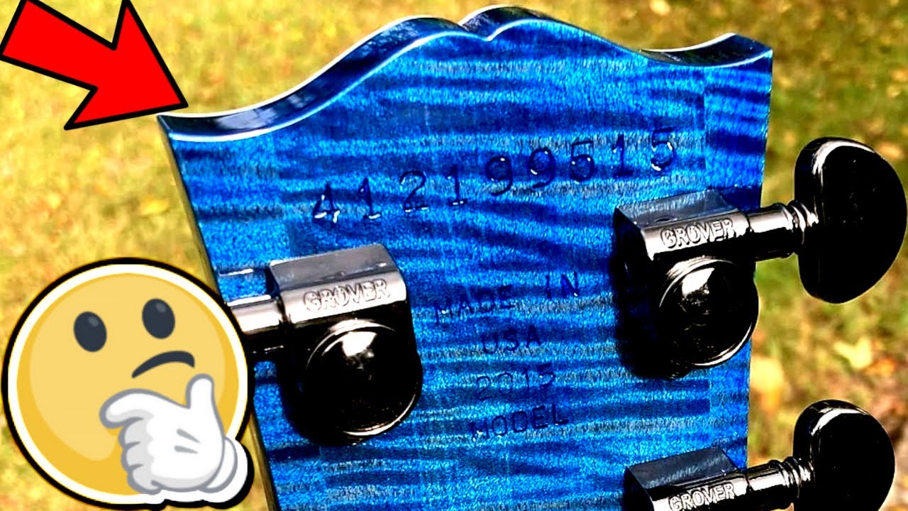 """That's a Strange Serial Number 
