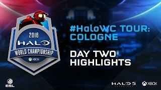 Halo World Championship Tour: Cologne Day 2 Highlights