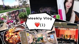 【Weekly Vlog 1】The Ordinary近期购物分享👍逛宜家Brisbane Festival看烟花, 德云社全球巡演布里斯班站,留学生快手菜分享, 带你逛UQ校园