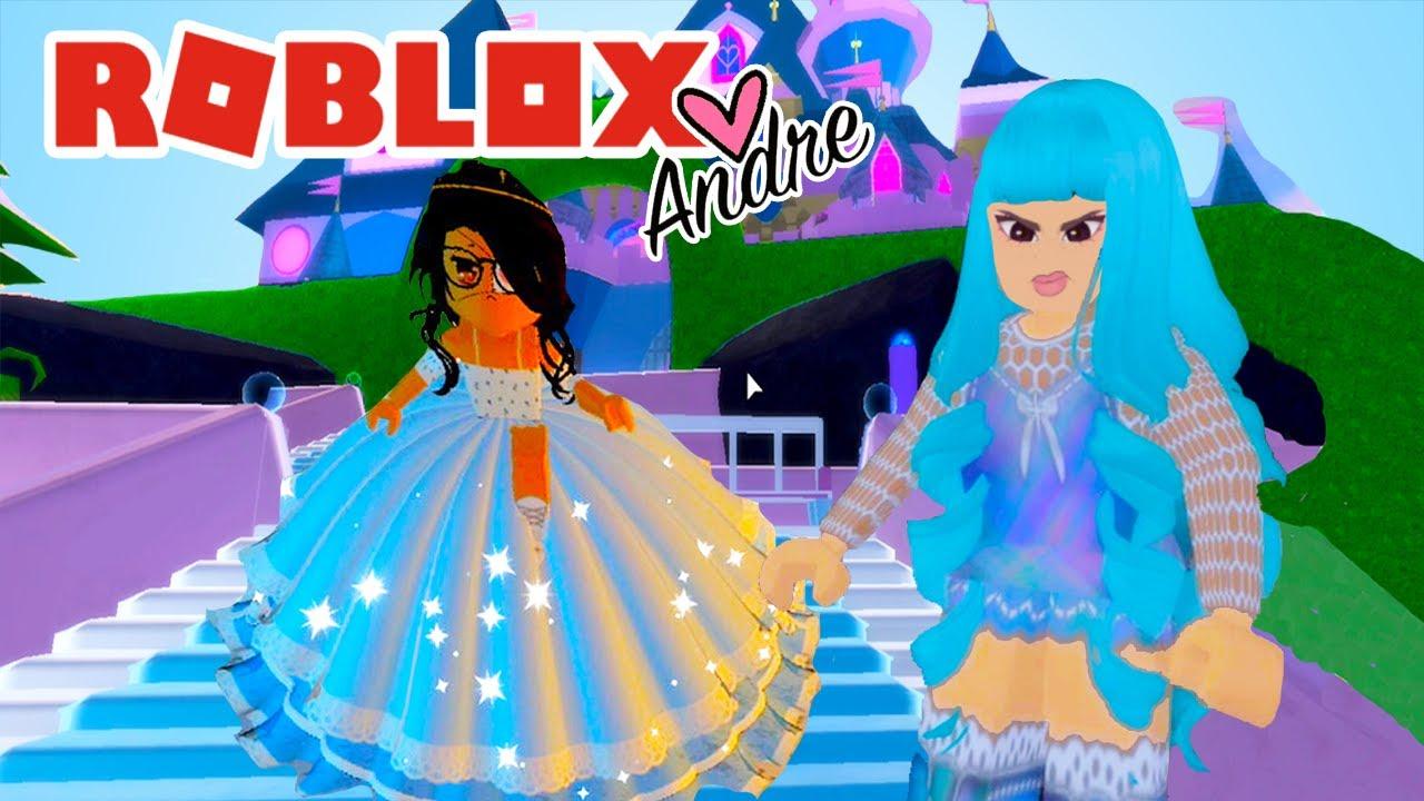 Roblox   Voy a Royale High y me pongo envidiosa de una chica con un vestido hermoso