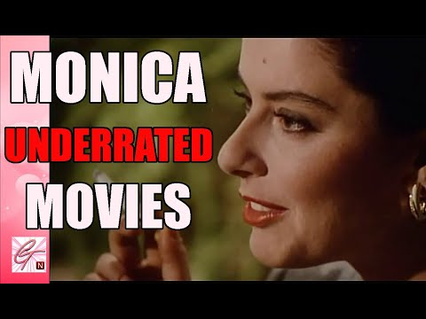 Monica GUERRITORE Top 10 Movies | BEST Performance!!