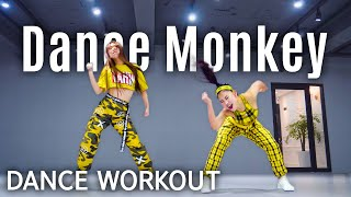 Download [Dance Workout] Tones and I - Dance Monkey | MYLEE Cardio Dance Workout, Dance Fitness