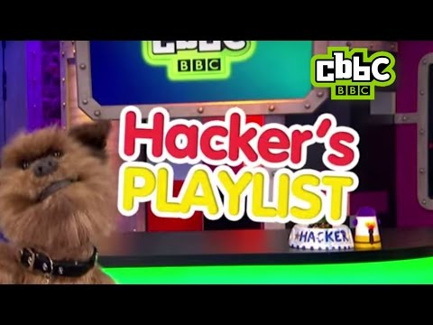 Hacker's CBBC Official Chart Show Playlist (Featuring music from One Direction & Adele)