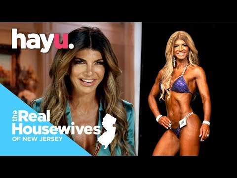 Teresa Shows Off Muscular Body In Bikini Competition! | Season 9 | Real Housewives of New Jersey