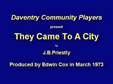 They Came To A City by J.B.Priestly  (audio only)