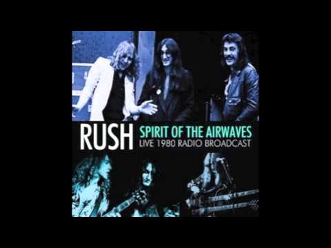 Rush  Spirit of the Airwaves 1980 Rush  Permanent Waves Tour