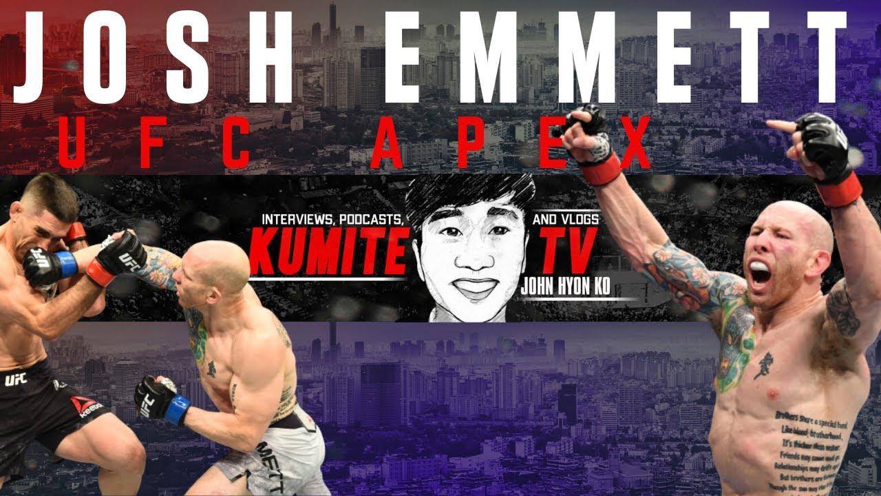 Josh Emmett confident big punches will connect on Shane Burgos
