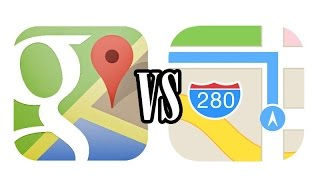 [CASUAL USER] Google VS Apple Maps - Which is Better?