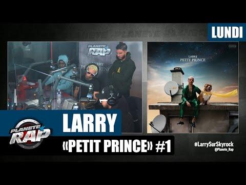 Youtube: Planète Rap – Larry«Petit Prince» avec Hamza, Imma, L'irlandais et Fred Musa! #Lundi