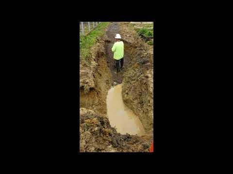 Roshi Alpha 1 GAHT system curtain drain
